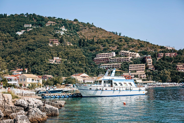 Kalami Bay, Corfu