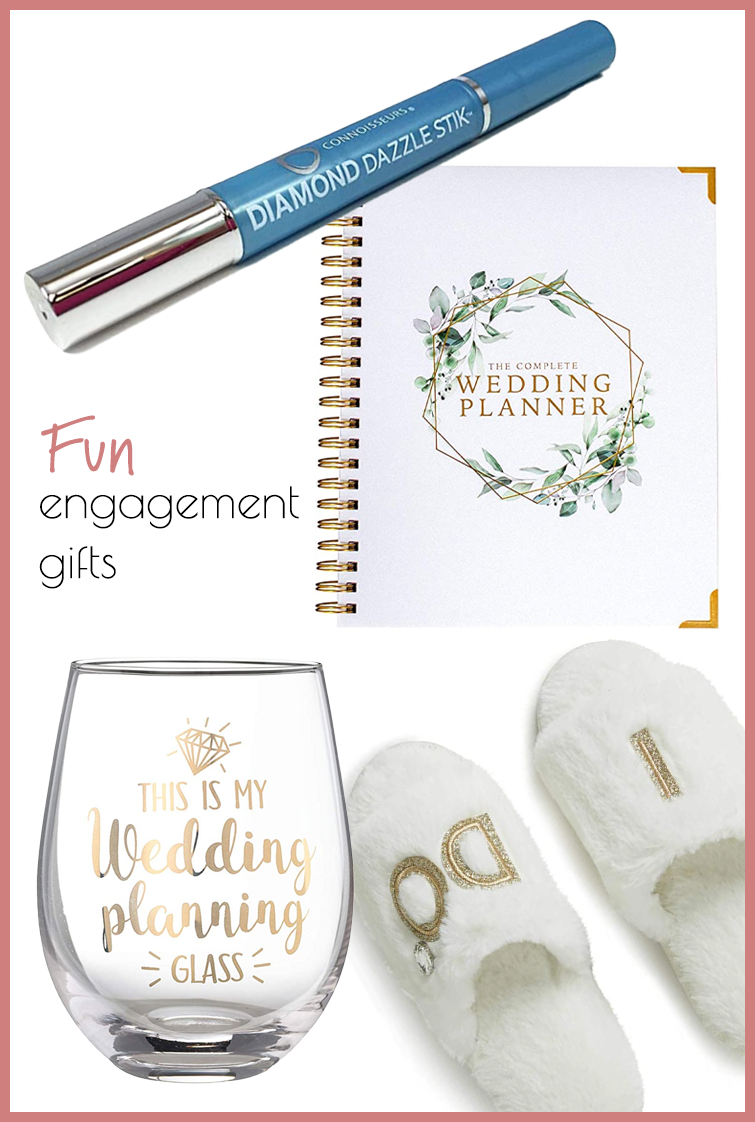 Fun engagement gifts from Amazon